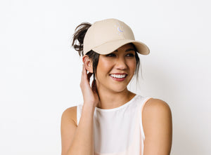 These New High Ponytail Caps We Designed Will Change Your Life