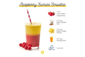 12 Quick & Healthy Smoothies to make RIGHT NOW