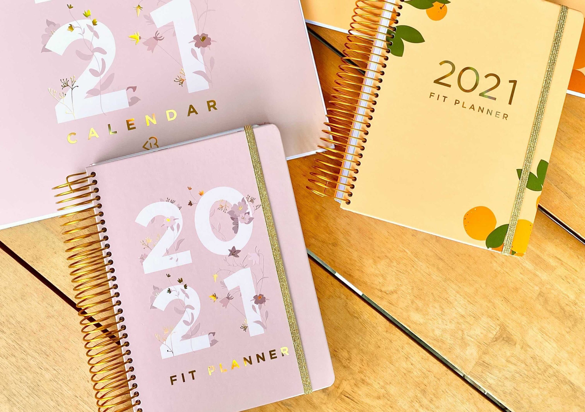 Crush Your Goals in 2021 With the New Fit Planner