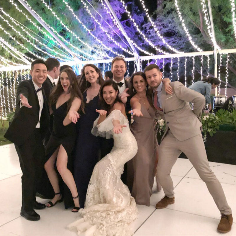 Blogifam takes Cassey and Sam's Wedding! (Exclusive Pics!)