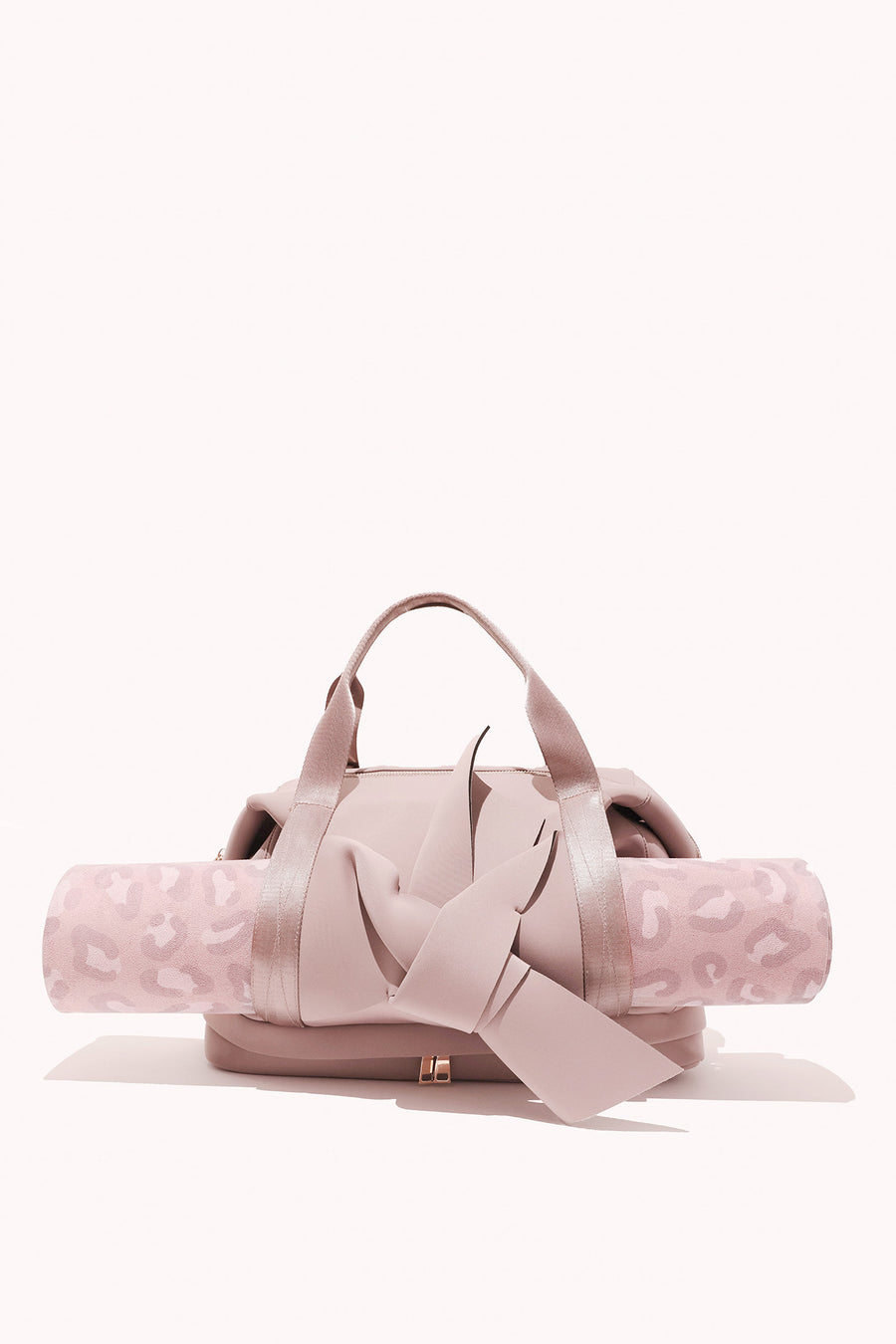 The Belladonna Duffle - Mauve