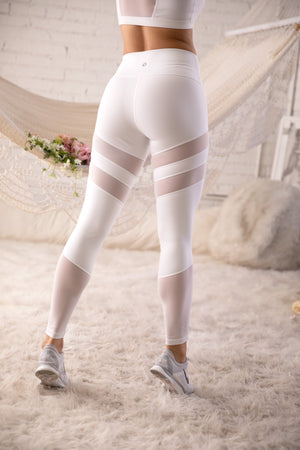 Highness Legging - Cloud