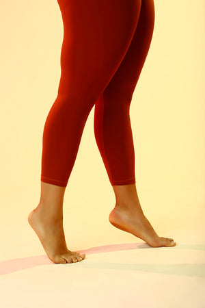 Gulch 7/8 Legging - Clay