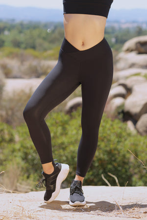 Gulch 7/8 Legging 2.0 - Black