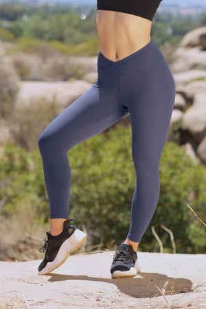Gulch 7/8 Legging 2.0 - Granite