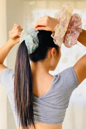 Bouquet Super Scrunchie Set (3 Pack)