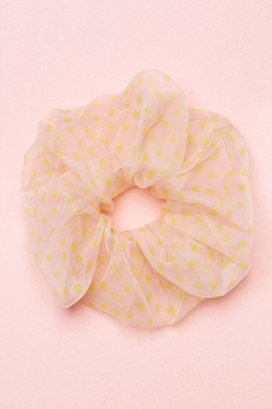 Happy Hearts Super Scrunchie