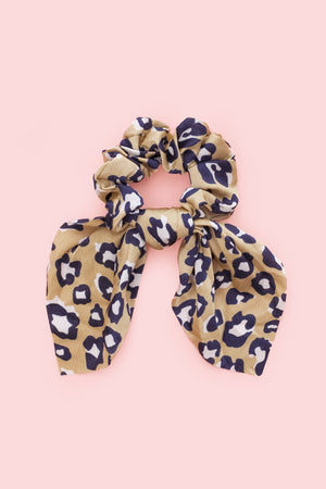 Cheetah Scrunchie Set (2 pack)