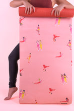Happy Girls Vegan Suede Yoga Mat
