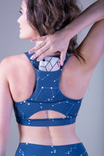 Zodiac Bra with Pocket