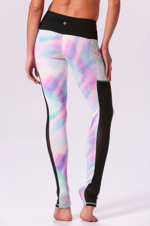 Draw The Line Legging - Mermaid Leggings