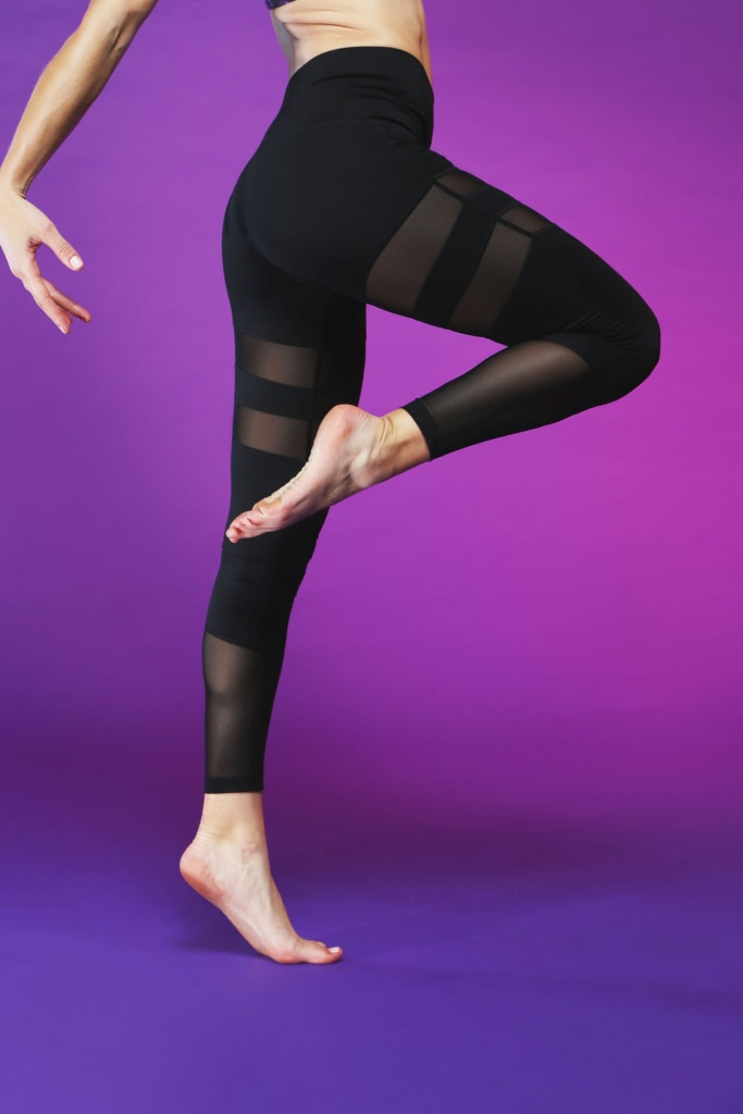 1b203d8dbe3b5 Highness Legging - Night Leggings