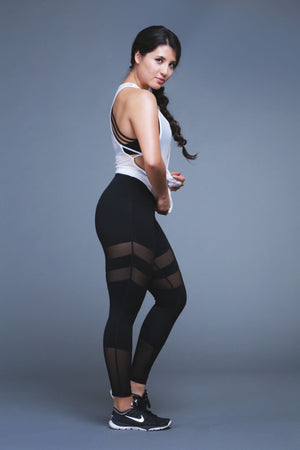 Highness Legging - Night Leggings
