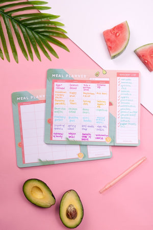 Meal Prep Pad Stationery