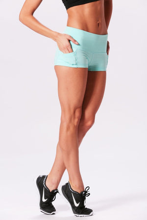 Pop Short 1.0 - Seafoam Shorts