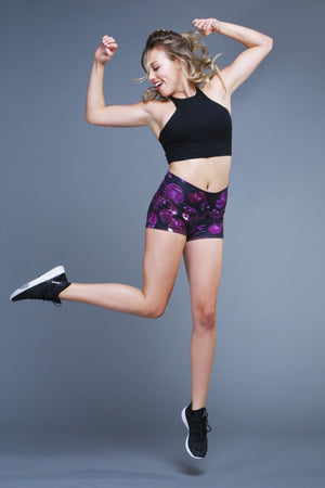 Pop Short 2.0 - Dark Bloom Shorts
