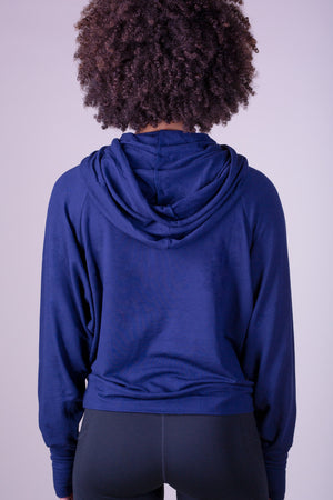 Sagittarius Sweater in Navy