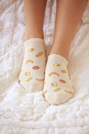 Lovely Little Carbs Socks