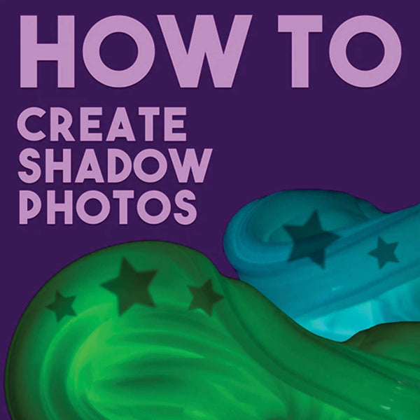 HOW TO: Create Shadow Photos with Putty