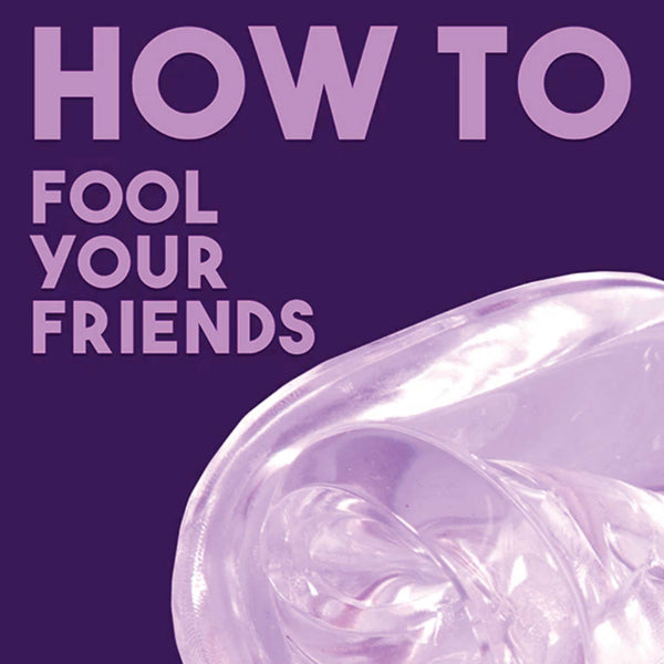 HOW TO: Fool Friends With Clear Putty