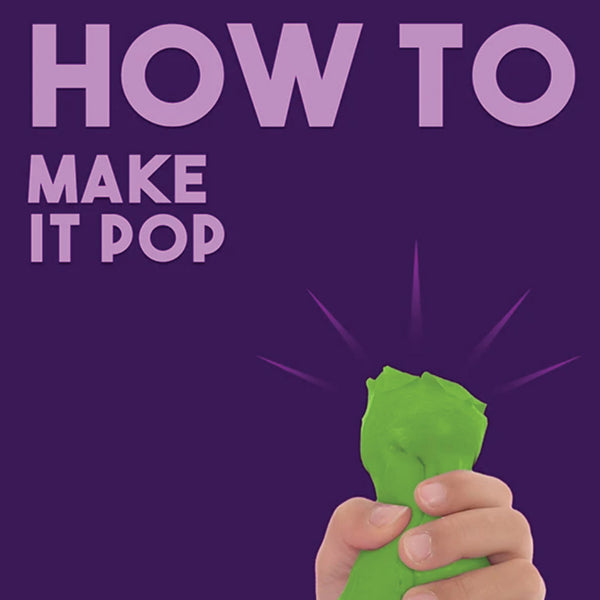 HOW TO: Make Thinking Putty Pop