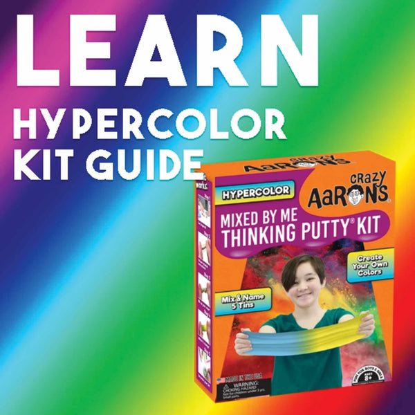 HOW TO: Create Hypercolor Kit Formulas
