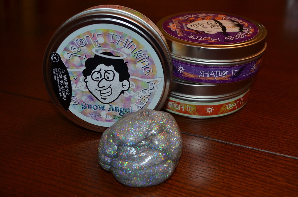 Wired Product Review image of Crazy Aaron's Thinking Putty