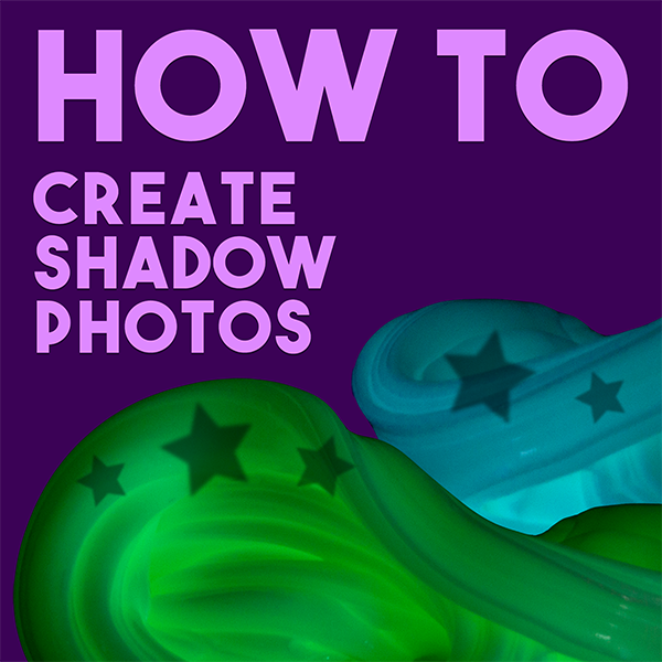 How-To: Create Shadow Photos with Thinking Putty