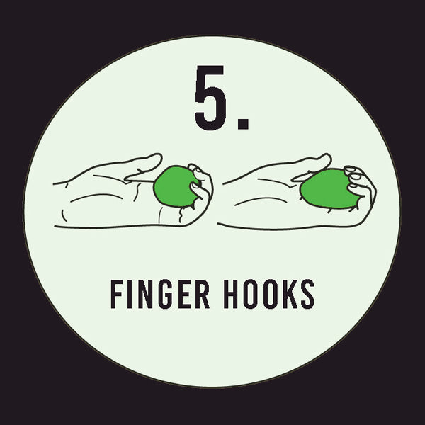 Thinking Putty Finger Hook Exercise