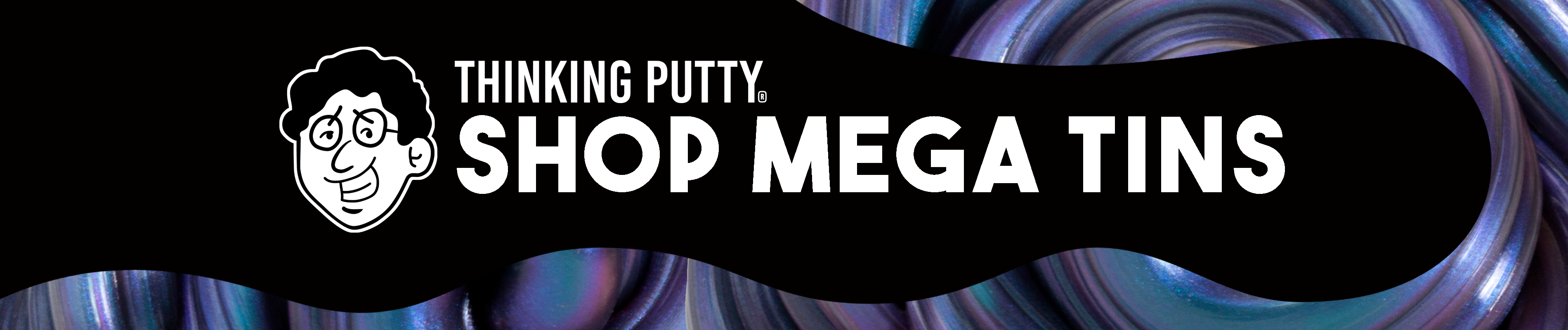 Shop Mega Thinking Putty