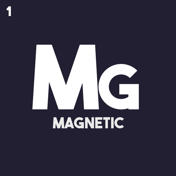 Magnetic Thinking Putty Element Icon