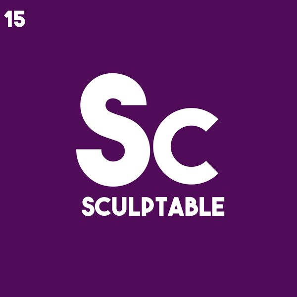 Sculptable Thinking Putty Element Icon