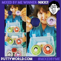 Nikki Mixed by me winner