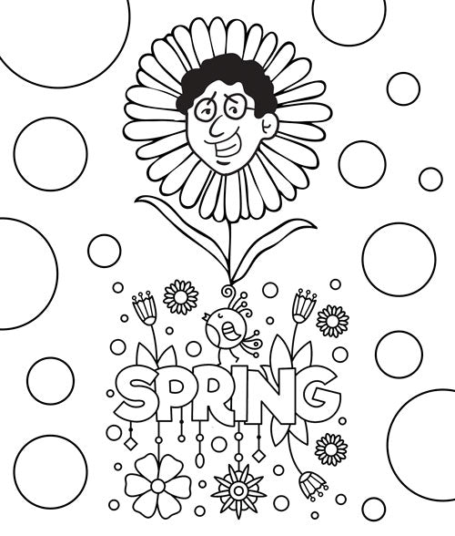 Free Crazy Aaron\'s Holiday Coloring Pages – Crazy Aaron\'s Puttyworld