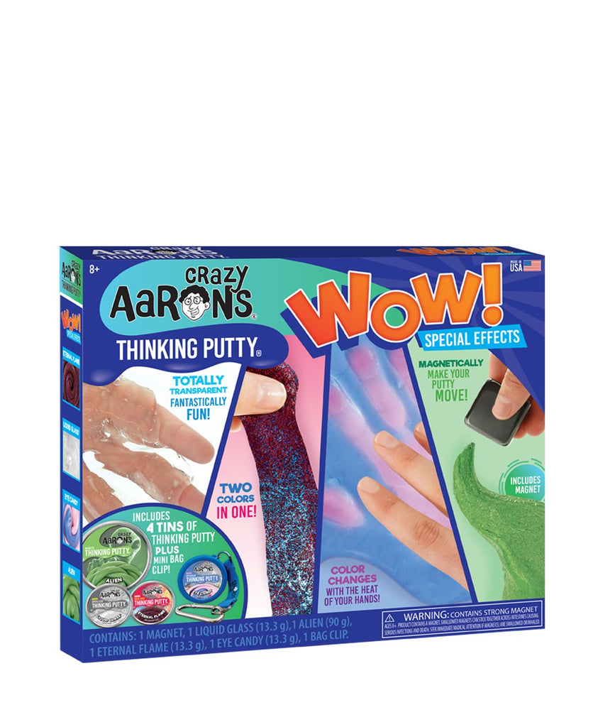Crazy Aaron's Wow Thinking Putty Gift Set