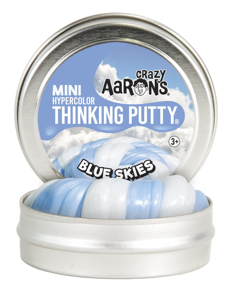 MINI Blue Skies | Hypercolor Thinking Putty