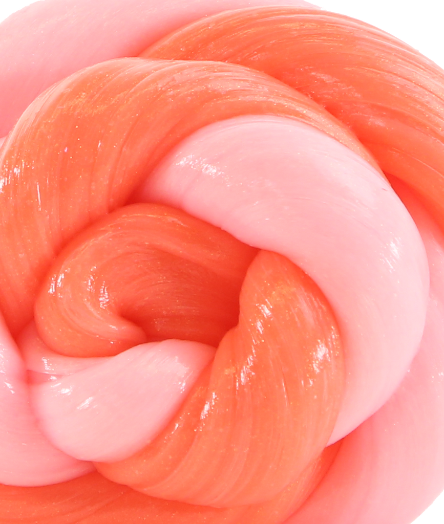 Color Changing Thinking Putty - Flamingo Feathers