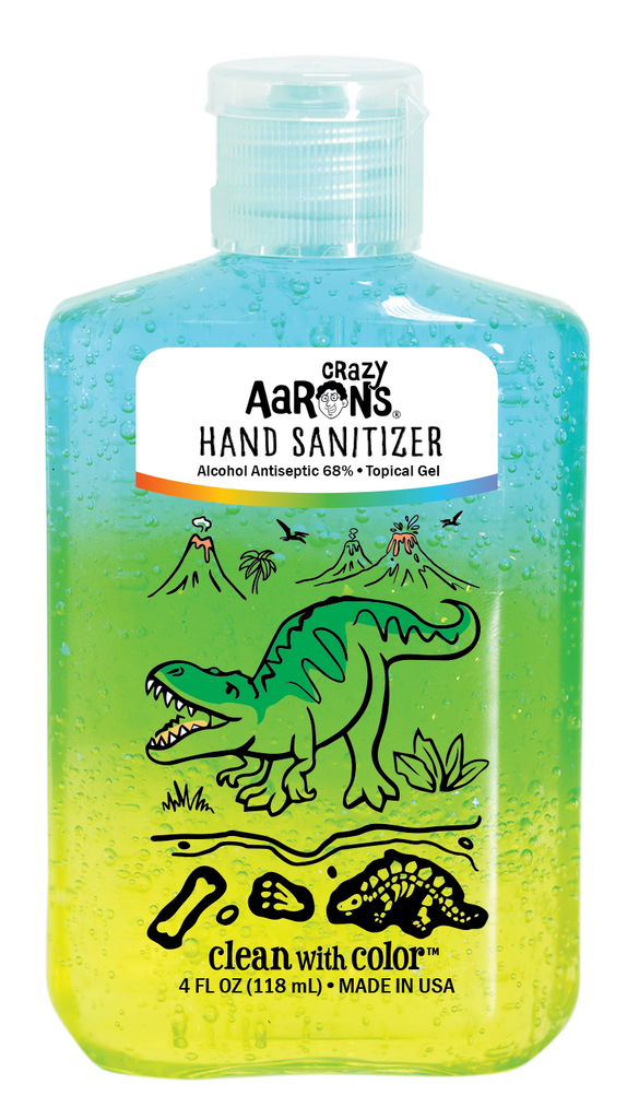 Dinosaur | Clean with Color Hand Sanitizer