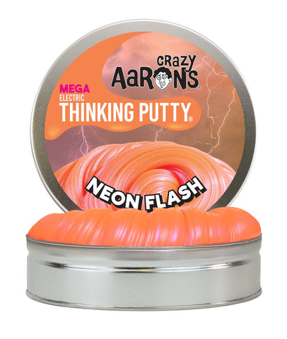 MEGA Neon Flash Thinking Putty