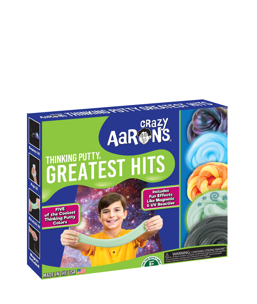 Thinking Putty Greatest Hits Set