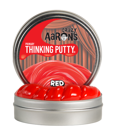 Red | Primary Thinking Putty