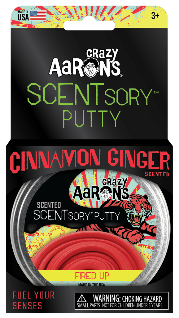 Fired UP | SCENTsory Putty