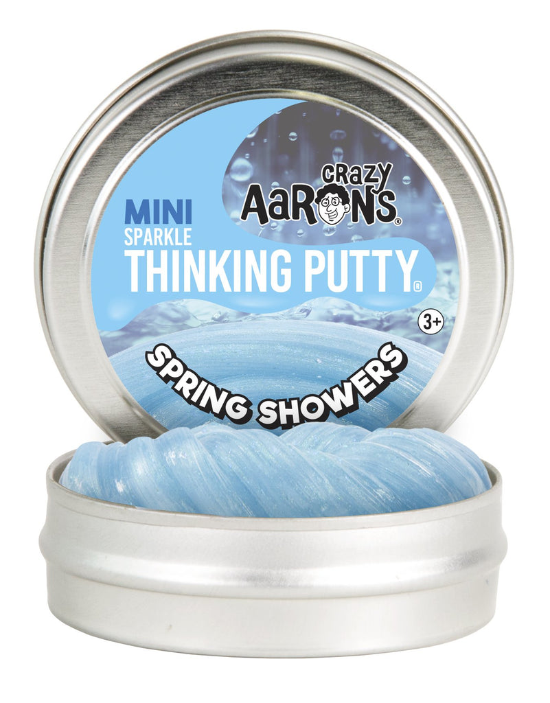 MINI Spring Showers | Sparkle Thinking Putty