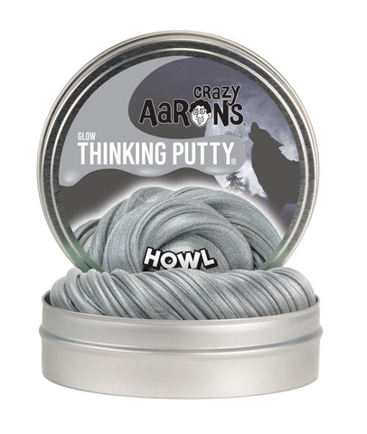 Howl Glow Thinking Putty