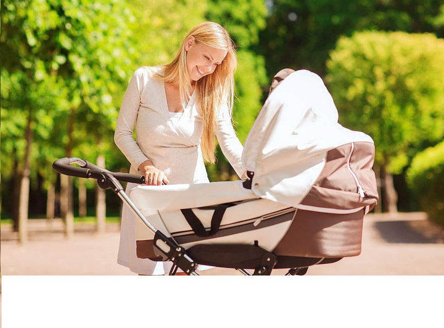 Get a good stroller with bassinet and enjoy your motherhood!