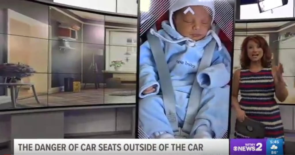 The Danger Of Keeping Your Child In The Car Seat