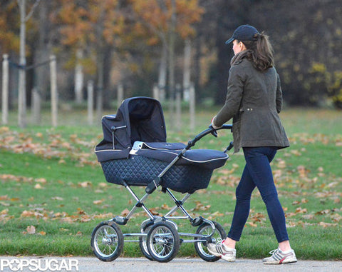 Best Classic Pram stroller bassinet Kate Middleton picked for Prince George buggy