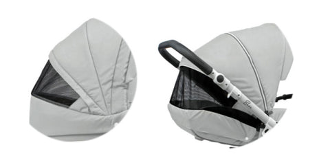 Bass Soft Stroller with Bassinet is the best stroller