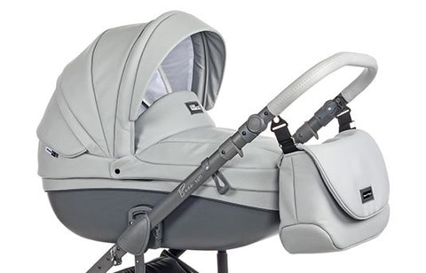ROAN Bass Soft Stroller with Bassinet comfortable and functional multi-functional stroller