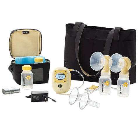 Medela Freestyle Breast Pump Deluxe Set Baby Strollers